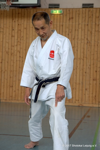 Shotokai e.V. - Lehrgänge