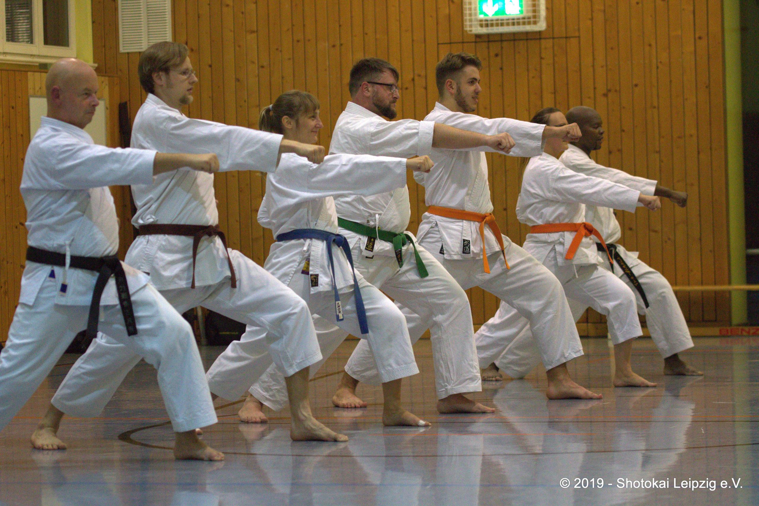 Shotokai e.V. - Trainingszeiten