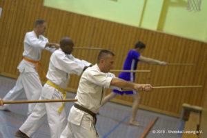 Training mit dem Hanbo