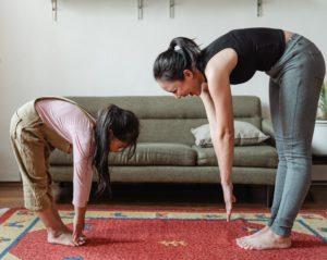 Trainingtipp fürs Wohnzimmer
